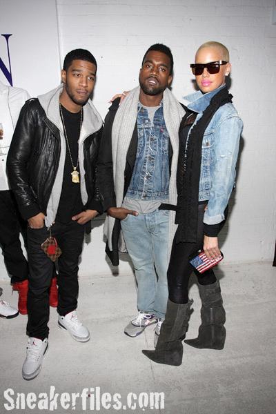 new balance sneakers celebrities