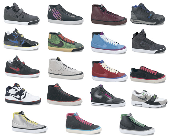 Nike 2009 Catalog Scans