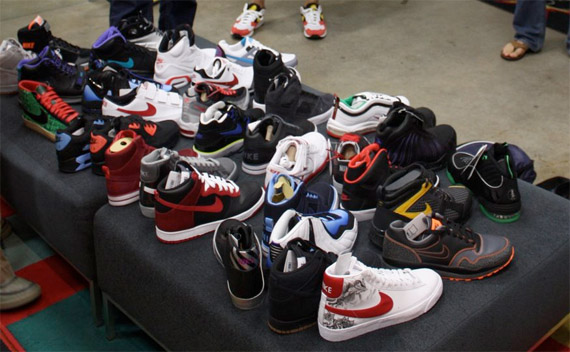 Nike 2009 Upcoming Releases Preview