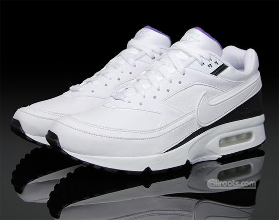 Nike Air Classic BW - White / Purple