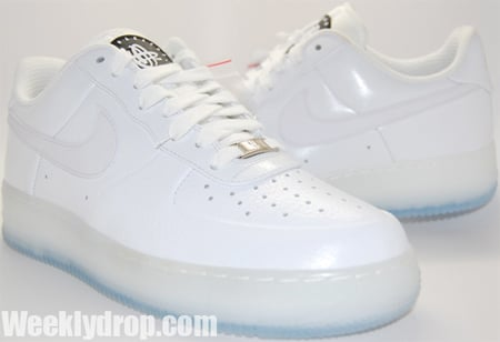 cheaper cdc85 fdd31 Nike Air Force 1 x Huarache Hybrid - White   White - Ice
