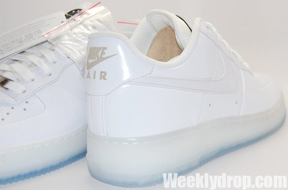 Nike Air Force 1 X Huarache Hybrid White White Ice