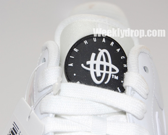 Nike Air Force 1 x Huarache Hybrid - White / White - Ice