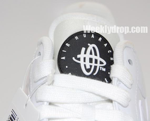 Nike Air Force 1 x Huarache Hybrid - White / White - Ice