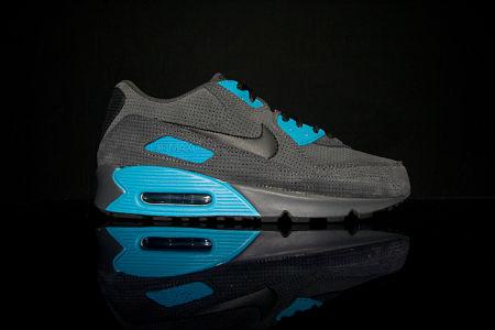 Nike Air Max '90 - Anthracite / black - Neo Turq