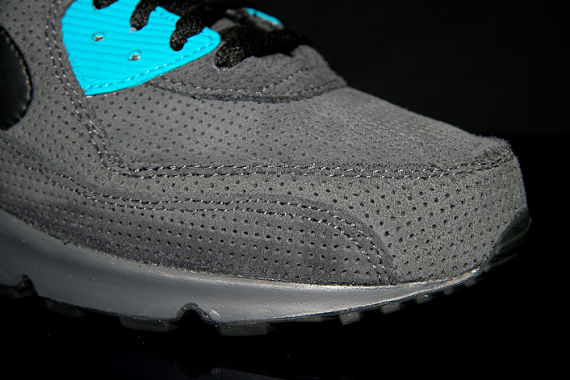 Nike Air Max '90 - Anthracite / Black - Neo-Turq