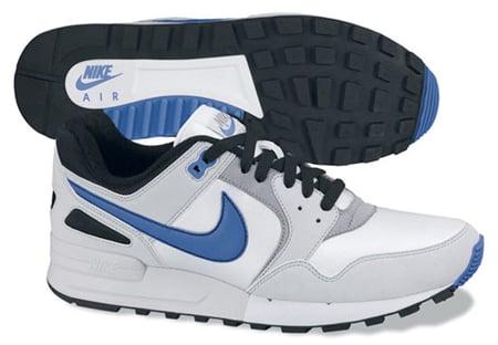 Nike Air Pegasus '89 - Grey / Black / Blue
