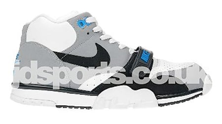 Nike Air Trainer 1 - White / Grey / Black / Blue