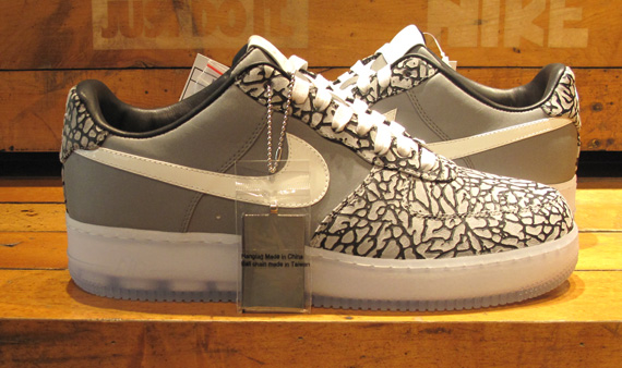 Nike Bespoke Air Force 1