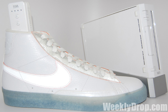 Nike Blazer High - Nintendo Wii
