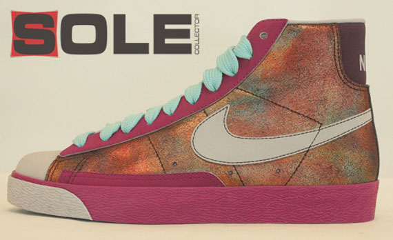 Nike Blazer Spring 2009 Collection