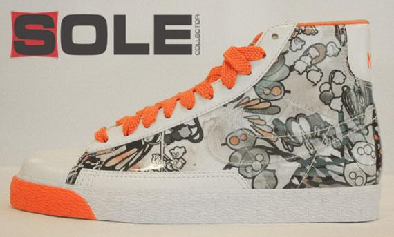 Nike Blazer Spring 2009 Collection