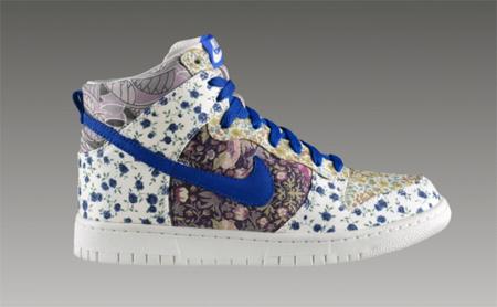 Nike Womens Dunk High Premium x Milkfed x Liberty