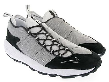Nike Air Footscape Tier 0 - White / Anthracite 1