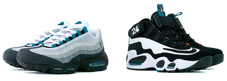 Nike Fresh Water Pack - Air Griffey Max 1 & Air Max 95