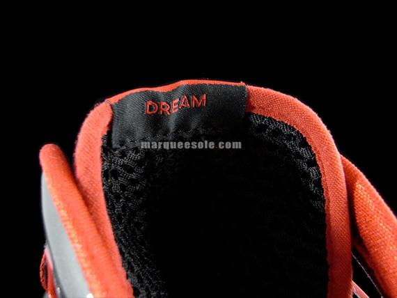 Nike Hyperize - Black / Red - White