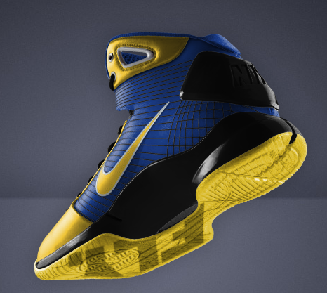 Nike iD Hyperdunk