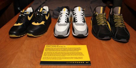 Nike Livestrong Sneakers 2