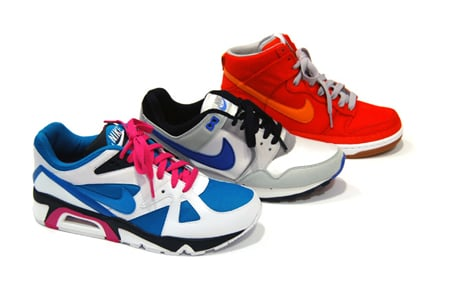 Nike New Releases - Air Structure, Dunk High & Air Pegasus '89