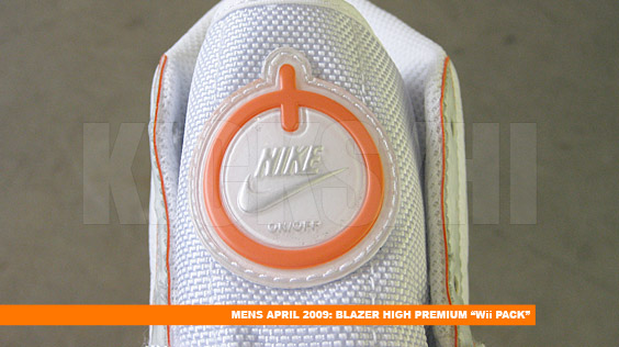 Nike New Releases - Blazer High Wii & RT1