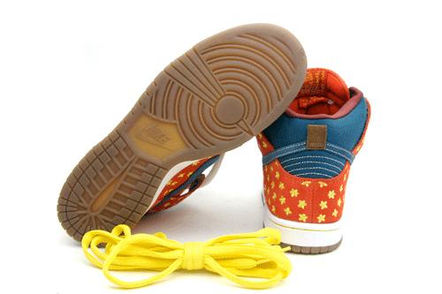 Nike SB Dunk High Premium - Quagmire