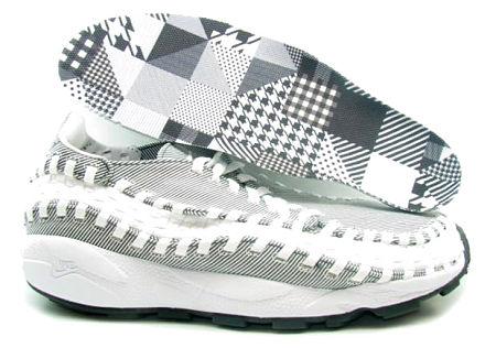 Nike Sportswear Air Footscape Woven - Striped