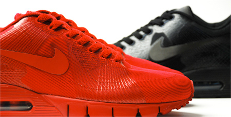 Nike Sportswear Air Max 90 Current Flywire Spring/Summer 2009