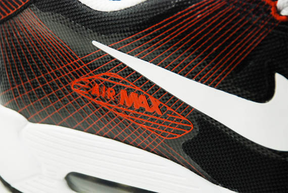 Nike Sportswear Air Max 90 Current Flywire Spring/Summer 2009