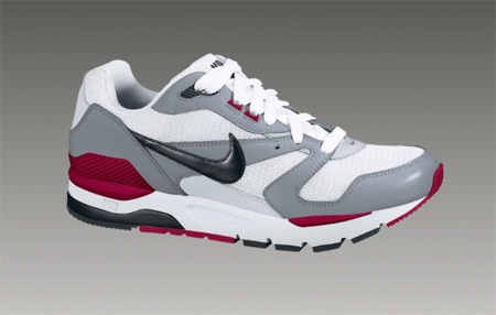 Nike Twilight - White / Black - Deep Red - Stealth