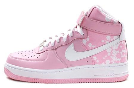 Nike Air Force White Girls
