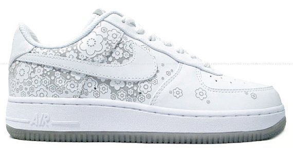 Nike Womens Air Force 1 Premium - Sakura