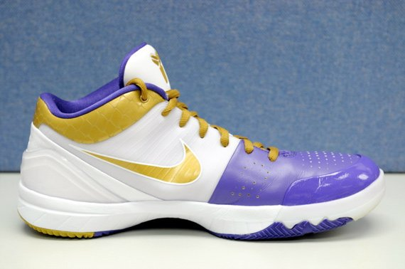Nike Zoom Kobe IV (4) - MLK Day Player Exclusive