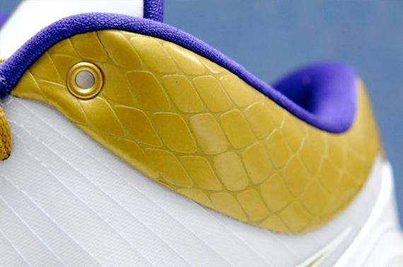 Nike Zoom Kobe IV (4) - MLK Day Player Exclusive