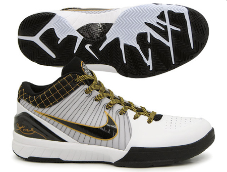 Nike Zoom Kobe IV (4) Playoff Pack Now Available