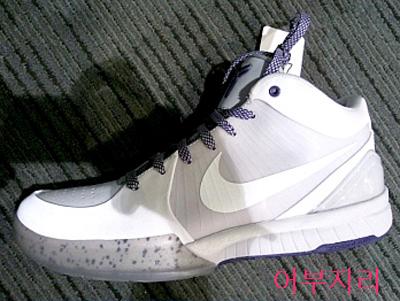 Nike Zoom Kobe IV (4) - White / Purple