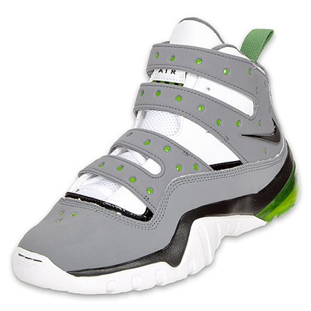Nike Zoom Sharkley - Cool Grey / Black / White / Lime