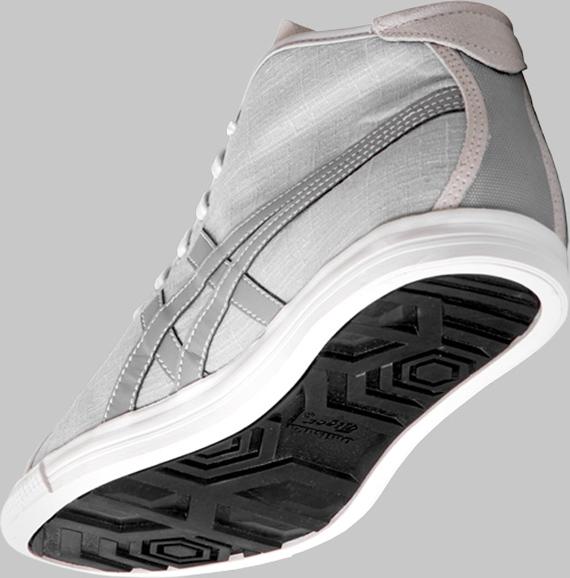 Onitsuka Tiger Coolidge - Grey / White & Black / White