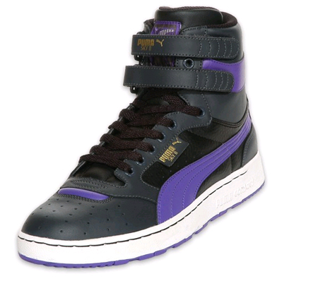 Puma Sky High 2 - Black / Dark Shadow / Violet