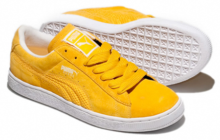 075eae60accc Puma Suede I - Yellow   Yellow