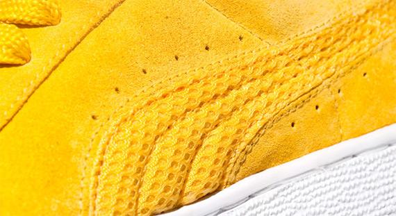 Puma Suede I - Yellow / Yellow