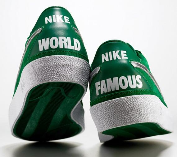 The Wonderful World Of Nik E April 2009: Supreme X Nike SB Bruin Preview