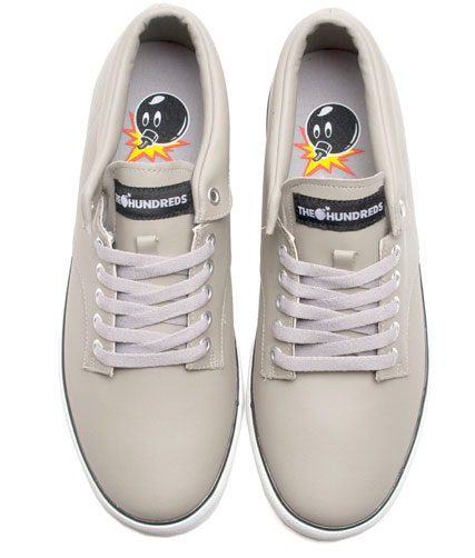 The Hundreds Footware - The Johnson Mid & Johnson Low