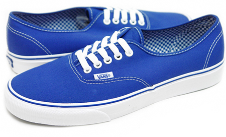 new product 0afb5 afc38 Vans Authentic Spring 2009