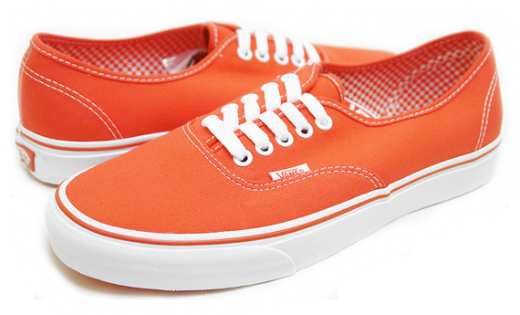 Vans Authentic Spring 2009