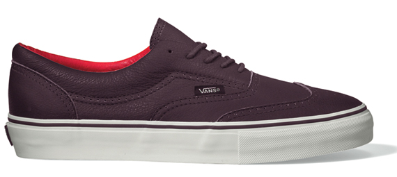 Vans Era Wing Tips Vault Fall 2009