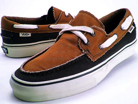 vans boat shoes. oat shoes, Vans released