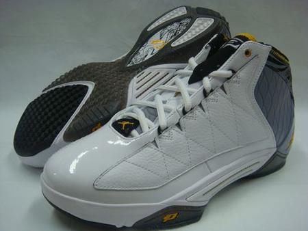 Air Jordan CP3 II - White / Grey