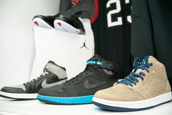 Air Jordan I (1) '09 Preview