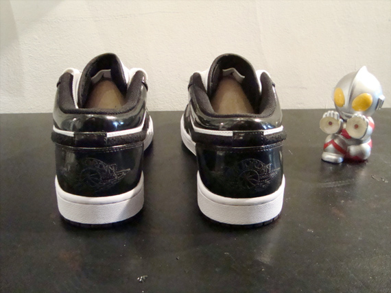 Air Jordan I (1) Low Sample - Tuxedo