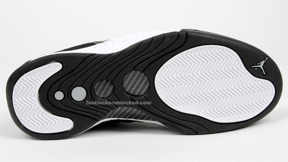 Air Jordan Jumpman Pro Low - Black / White